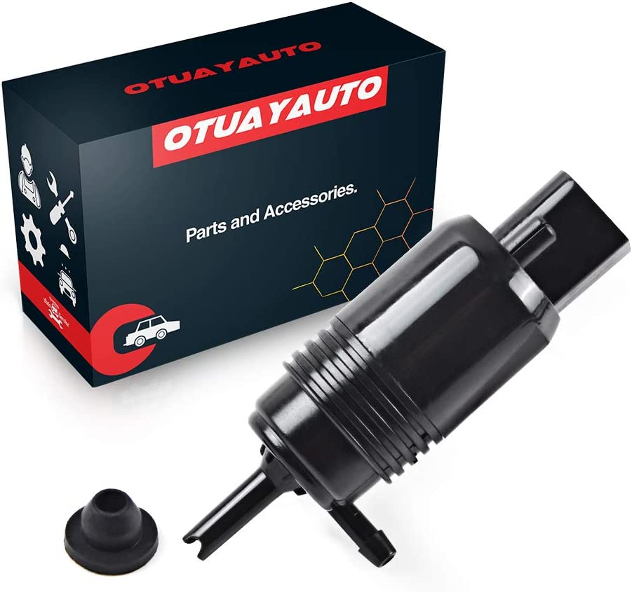 OTUAYAUTO Super beauty product restock quality top 22999423 Windshield Washer Pump Replacement for Chev - NEW