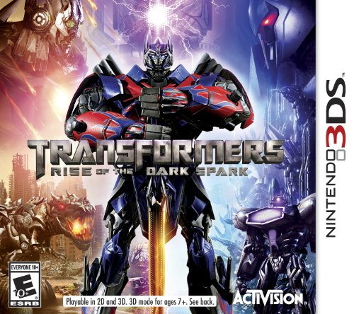 Transformers Rise of the Dark Spark – Nintendo 3DS