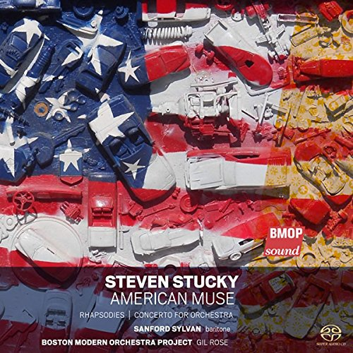 Steven Stucky: American Muse