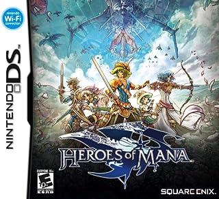 Heroes of Mana / Game