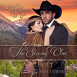 The Strong One     Cutter's Creek, Book 2              By:                                                                                                                                 Vivi Holt,                                                                                        Cutter's Creek                               Narrated by:                                                                                                                                 Paul Curtis                      Length: 2 hrs and 54 mins     9 ratings     Overall 4.7