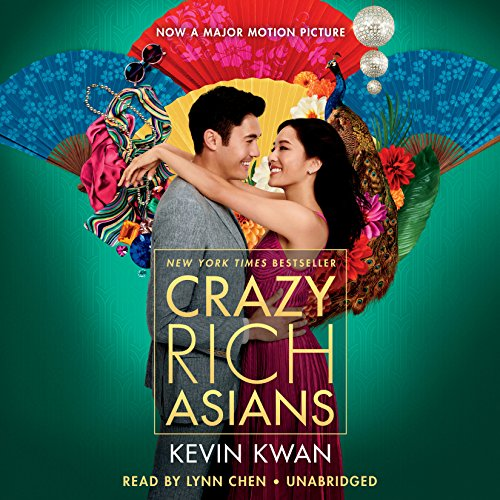 Crazy Rich Asians                   By:                                                                                                                                 Kevin Kwan                               Narrated by:                                                                                                                                 Lynn Chen                      Length: 13 hrs and 53 mins     15,653 ratings     Overall 4.5