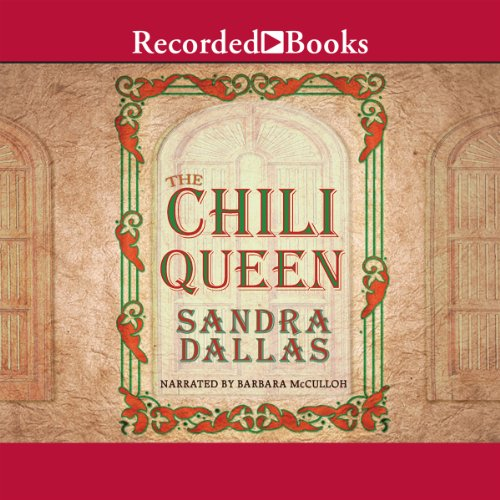 Chili Queen Audiobook By Sandra Dallas cover art