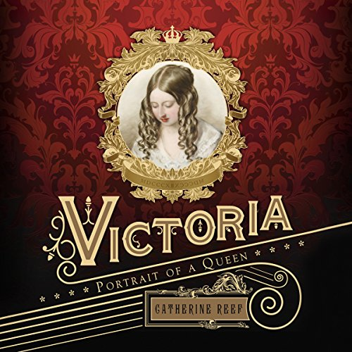 Victoria audiobook cover art