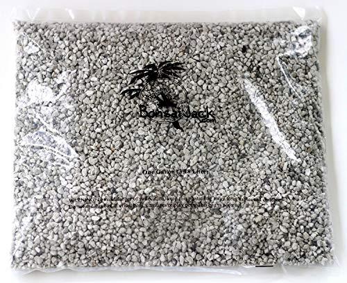 Bonsai Jack 1/4 inch Horticultural Pumice Soil Amendment for Cactus and Bonsai, 1 Gallon