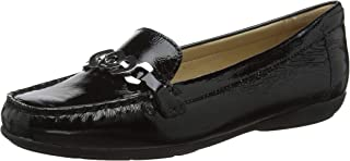 Geox D Annytah MOC A, Mocassins (Loafers) Fille