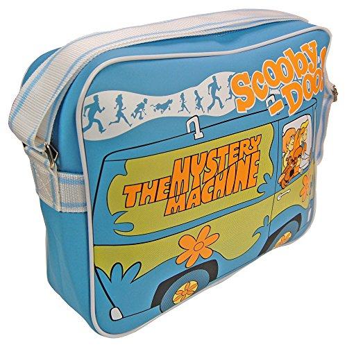 Scooby Doo Mystery Machine Retro Sports Bag