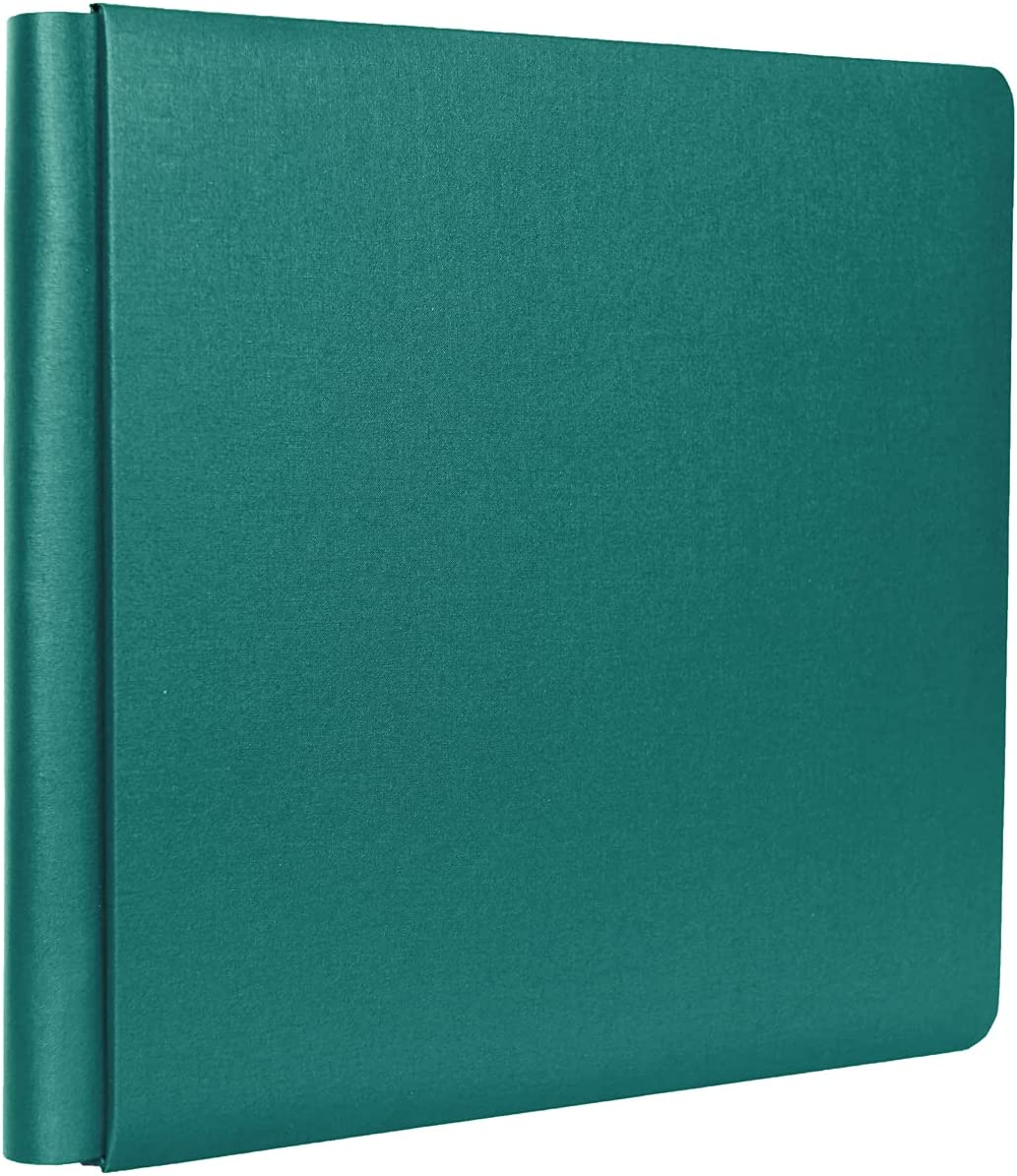 Cheap SALE Start 12x12 Hunter Green Album by mart Cover Memories Creative