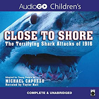 Close to Shore audiobook cover art
