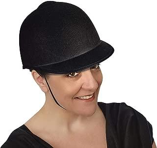 Forum Novelties Equestrian Hat Black Adult Size