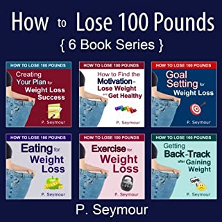 How to Lose 100 Pounds                   By:                                                                                                                                 P. Seymour                               Narrated by:                                                                                                                                 Gwendolyn Druyor                      Length: 4 hrs and 43 mins     40 ratings     Overall 3.6
