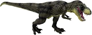 Smartcraft T-Rex Dinosaur Action Figure Toy (12 Inch) Realistically Detailed Animal - Green