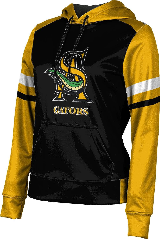 St. Amant High School Girls' Pullover Hoodie, School Spirit Sweatshirt (Old School)