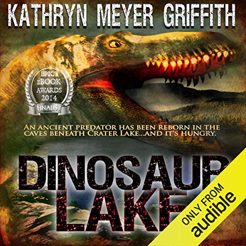 Couverture de Dinosaur Lake