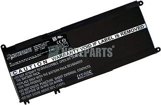 【NOTEPARTS】Dell デル Inspiron 7577 G3 15 (3579) G3 17 (3779) G5 15 (5587) G7 15 (7588) 用 バッテリー 33YDH PVHT1対応