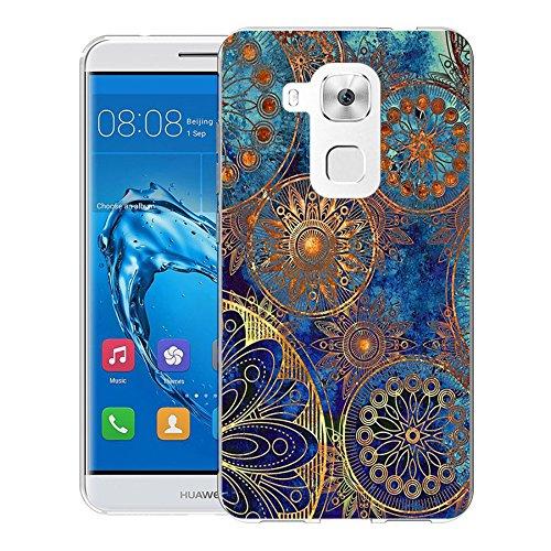 Huawei Nova Plus Tasche, Ultra dünn TPU Gel Hülle Silikon Case Cover Hüllen Schutzhülle Für Huawei Nova Plus