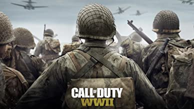 Gifts Delight Laminated 42x24 Poster: Call of Duty WW2 s HD s