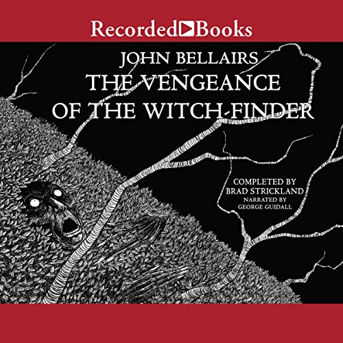The Vengeance of the Witch-Finder  By  cover art