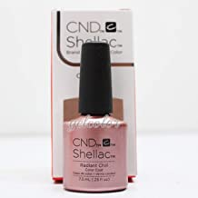 Generic CND Shellac UV LED Gel Nail Polish Base Top Coat 7.3ml 0.25oz Pick Any * Part C 91686 Radiant Chill