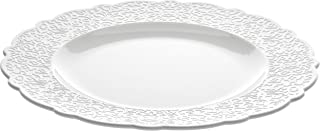 Alessi MW01/1 Dressed Flat Plate, White