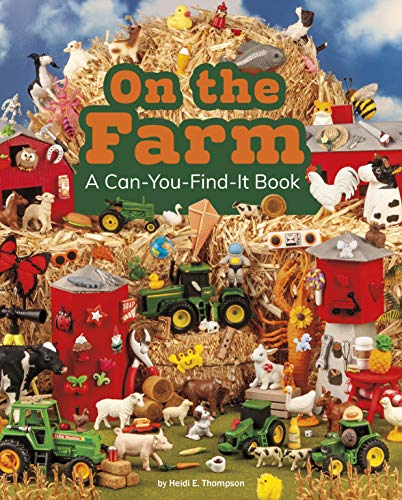 On the Farm: A Can-You-Find-It Book (Can You Find It?) (English Edition)