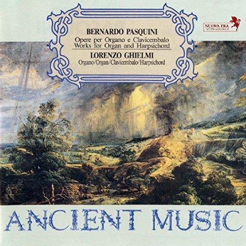 Pasquini: Works for Organ & Harpsicord