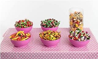 Candybar Degustación de Frutas La Asturiana - Selección de golosinas con sabor a fruta para Mesas Dulces o Candybar para fiestas, más de 6 kilos, sin gluten