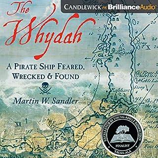 The Whydah cover art