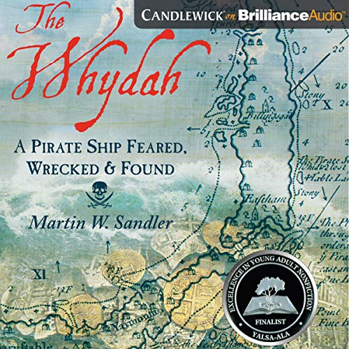 The Whydah cover art