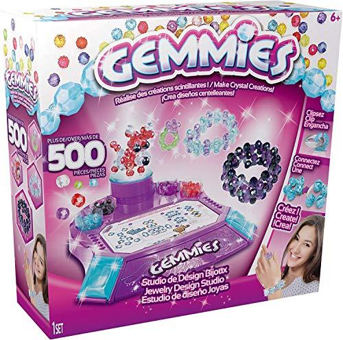 Gemmies - Set Création Bijoux - Asmokids -...