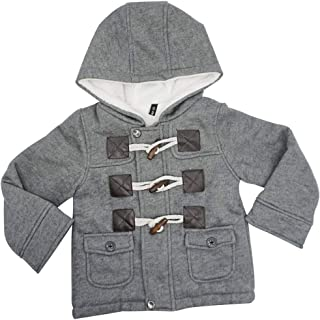 Winter Baby Infant Toddler Boys Girls Kids Fleece Coats Jackets with Hoodies