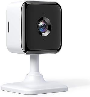 Teckin 1080P FHD Cámara de Vigilancia WiFi Interior, Visión Nocturna, Audio Bidireccional, Detección de Movimiento, Funcio...