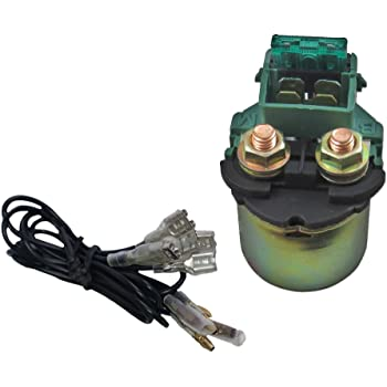 [SCHEMATICS_4FD]  Amazon.com: Starter Solenoid Relay FOR Honda 1200 GL1200 GoldWing  Interstate 1984 1985 1986 1987: Automotive | 1986 Goldwing Wiring Diagram |  | Amazon.com