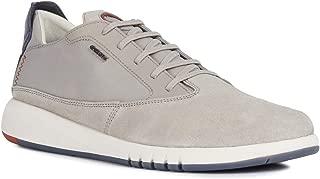 Geox U Aerantis, Men's Fashion Sneakers, Grey (Rock C5097), 40 EU