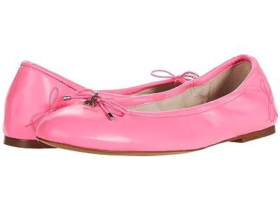 Sam Edelman Felicia (Electric Pink Neon Butter Nappa) Women
