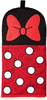 DisneyParks Minnie Mouse Bow Polka Dots Oven Mitt Potholder