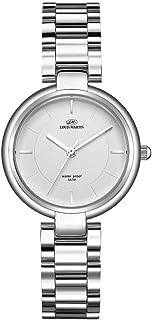 Louis Martin Women's Watch, Analog, Silver,
