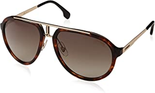 Men's CA1003/S Aviator Sunglasses, 58 mm