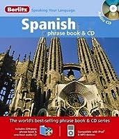 Berlitz: Spanish Phrase Book & CD (Berlitz Phrase Book & CD)
