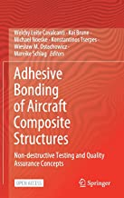 Adhesive Bonding of Aircraft Composite Structures: Non-destructive Testing and Quality Assurance Concepts