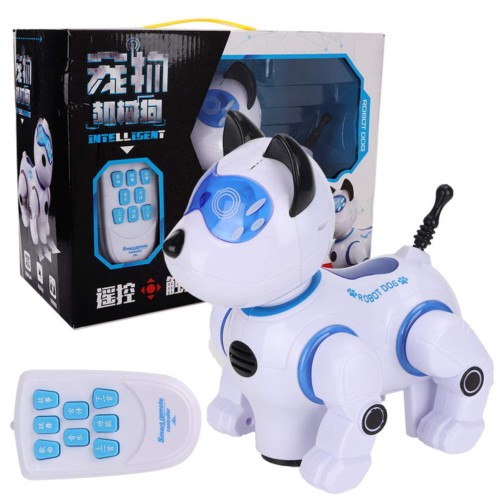 Portland Mall Yuehuam Remote Control Robot Dog Electroni Rc Toys Limited price Toy