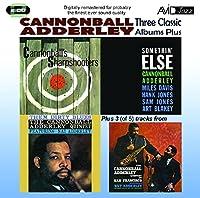 Adderley - Three Classic Alb.