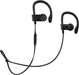 Beats Ml8V2Pa/A Powerbeats3 In-Ear Wireless Headphones - Black, 479Hw33