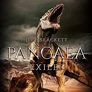 Pangaea: Exiles audiobook cover art