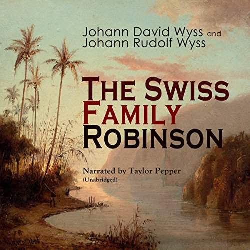 The Swiss Family Robinson  By  cover art