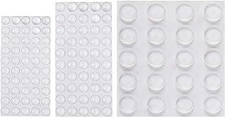 Wanxida 120 stuks beschermende buffer deurbuffer stootdemper meubelbuffer buffer elastische buffer transparant zelfklevend...