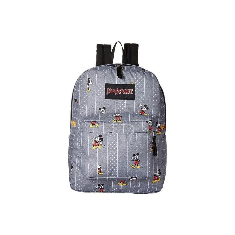 何目に見える請う(ジャンスポーツ) JanSport メンズ バッグ バックパック?リュック Disney SuperBreak 並行輸入品