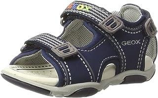 Geox B Sandal Agasim Boy F, Chaussures Bébé Marche Garçon
