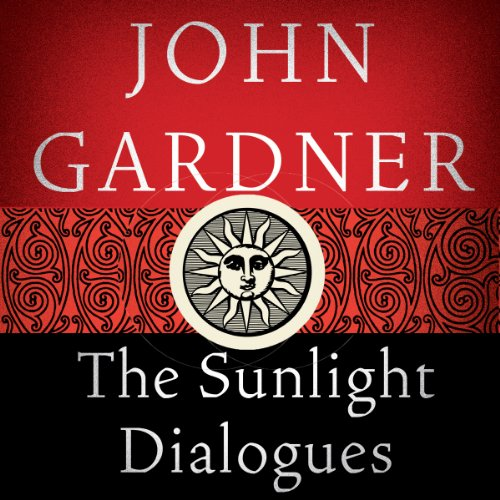The Sunlight Dialogues audiobook cover art