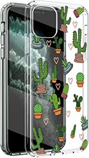 Yodege for OPPO A74 (5G) -6.5 Inch Case, Premium Soft TPU Transparent Silicone Cute Pattern, [Ultra Thin] Shockproof Anti-...